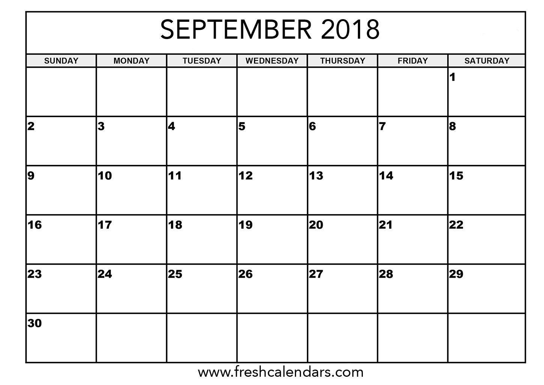 September Calendar Template Cablo Commongroundsapex Co